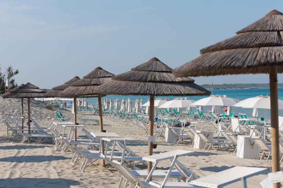 Spiaggia Salento 8
