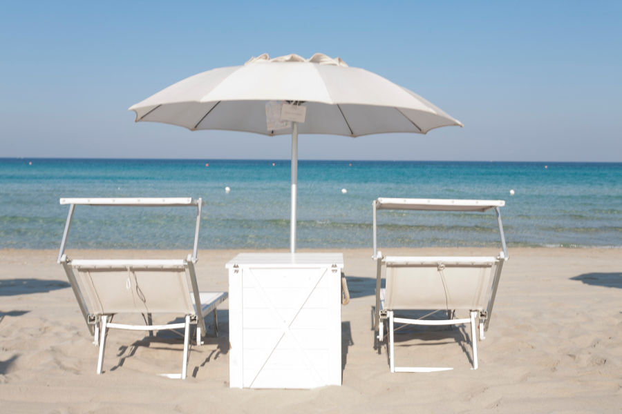 Spiaggia Salento 7