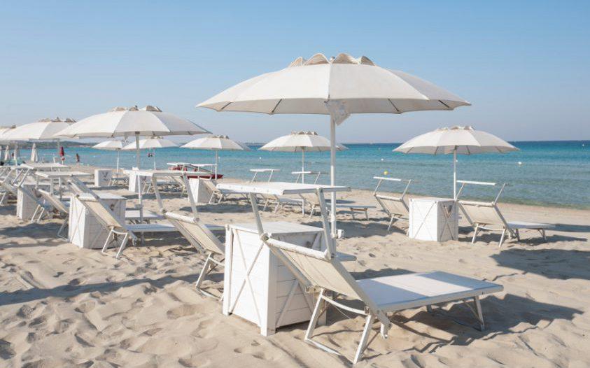 Bar spiaggia Salento 3