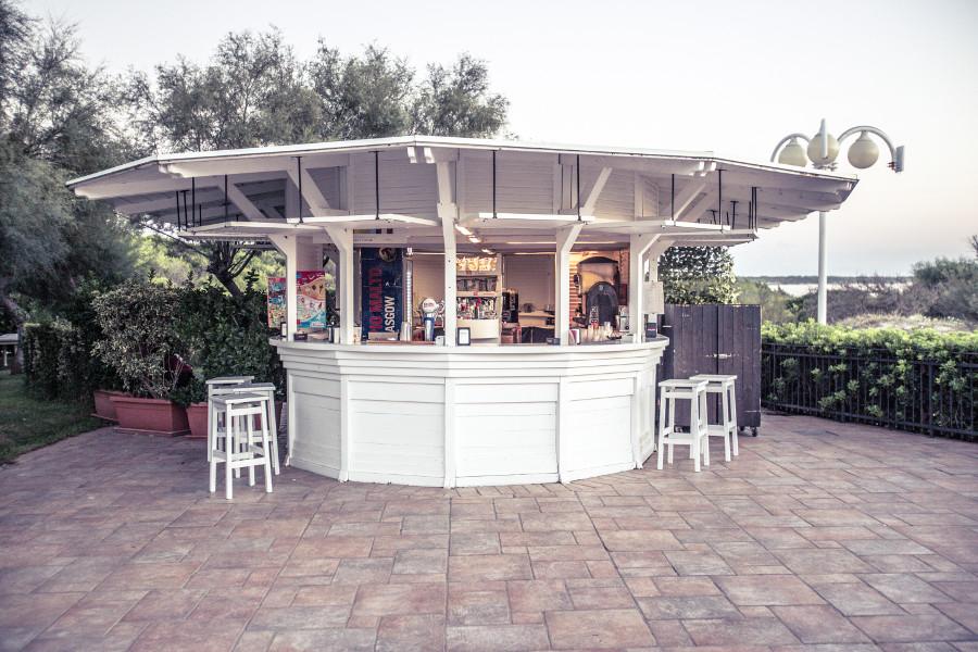 Bar spiaggia Salento 1
