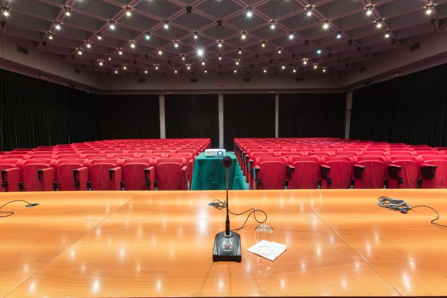 Centro congressi Salento 4