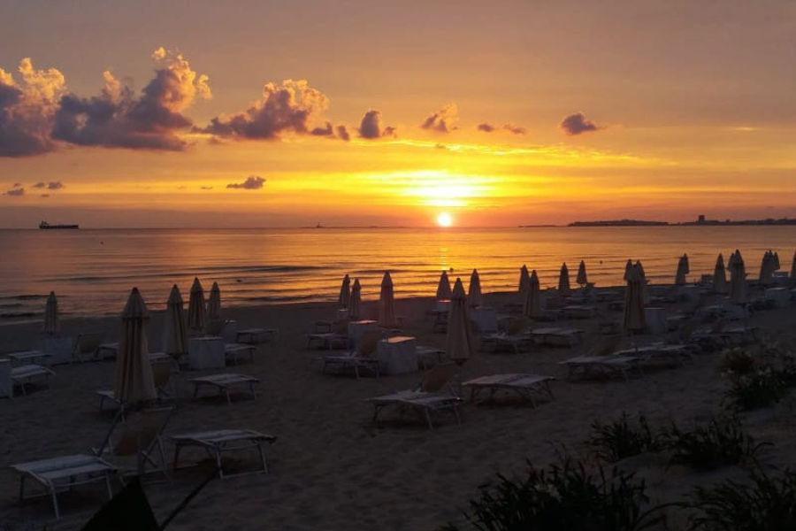 Spiaggia Salento 17